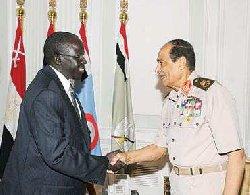 جنوب السودان يطلب وساطة نزاع أبيي
