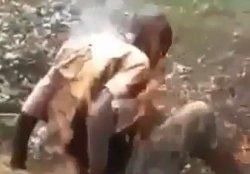 فيديو عن حرق وتعذيب مسلمي بورما يثير عاصفة من الغضب