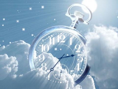 القدرة على إبطاء الزمن