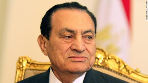 مسؤول مصري: مبارك يعلم ببيان
