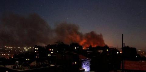 انفجارات قوية بغرفة عمليات إيرانية 1_510.jpg?itok=gTlGyNDg