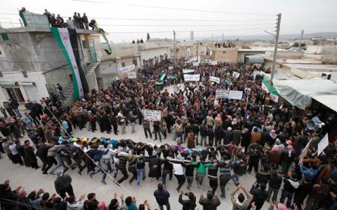 مظاهرات إدلب السورية هجوم محتمل 6_405.jpg?itok=c0m52yoY