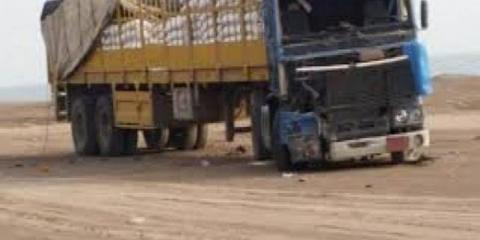 الحوثيون يوثقون استهدافهم لشاحنة مساعدات 7_346.jpg?itok=jw83X0tp