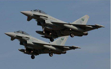 """مقاتلات """"التحالف"""" تقصف معسكرًا للحوثيين DTbh_pYXcAAgYpm.jpg?itok=8nChlyqI"""
