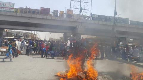 احتجاجات شعبية جنوبي العراق تطالب Dhu2yugW4AA7aYz.jpg?itok=Ej0JDOYO