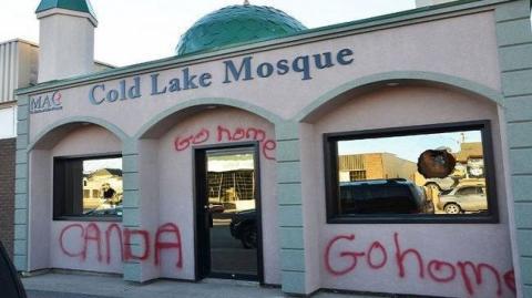 ارتفاع معدل جرائم الكراهية في كندا.
